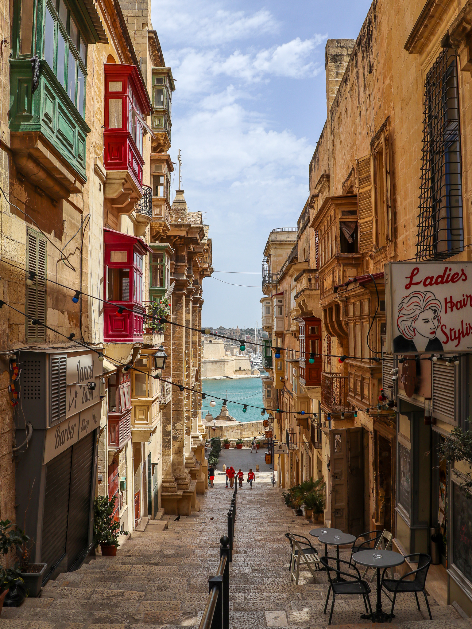 Ruas La Valletta
