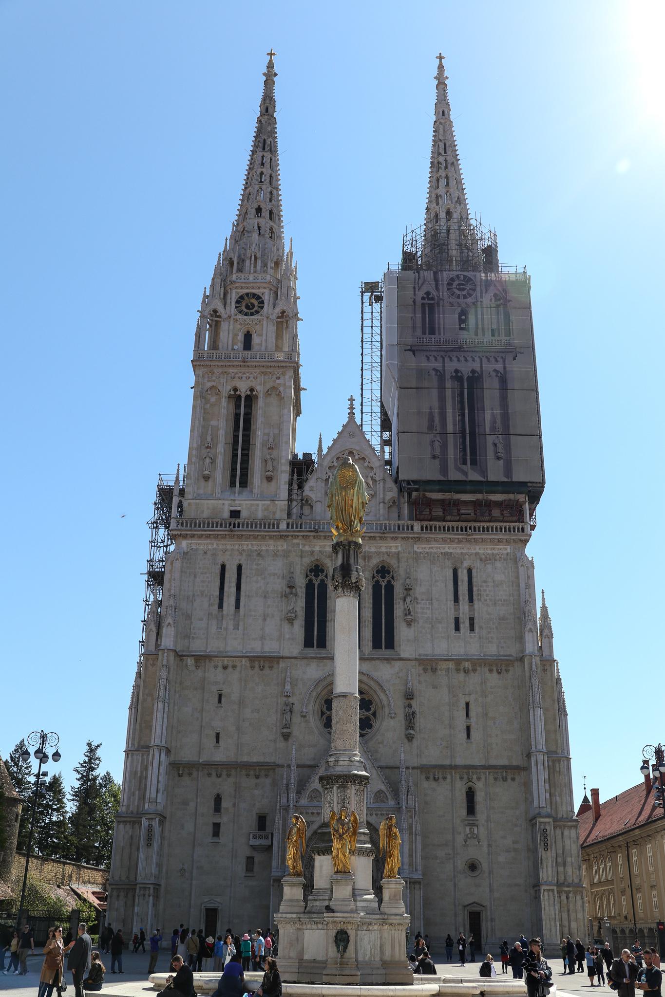 Catedral Zagreb