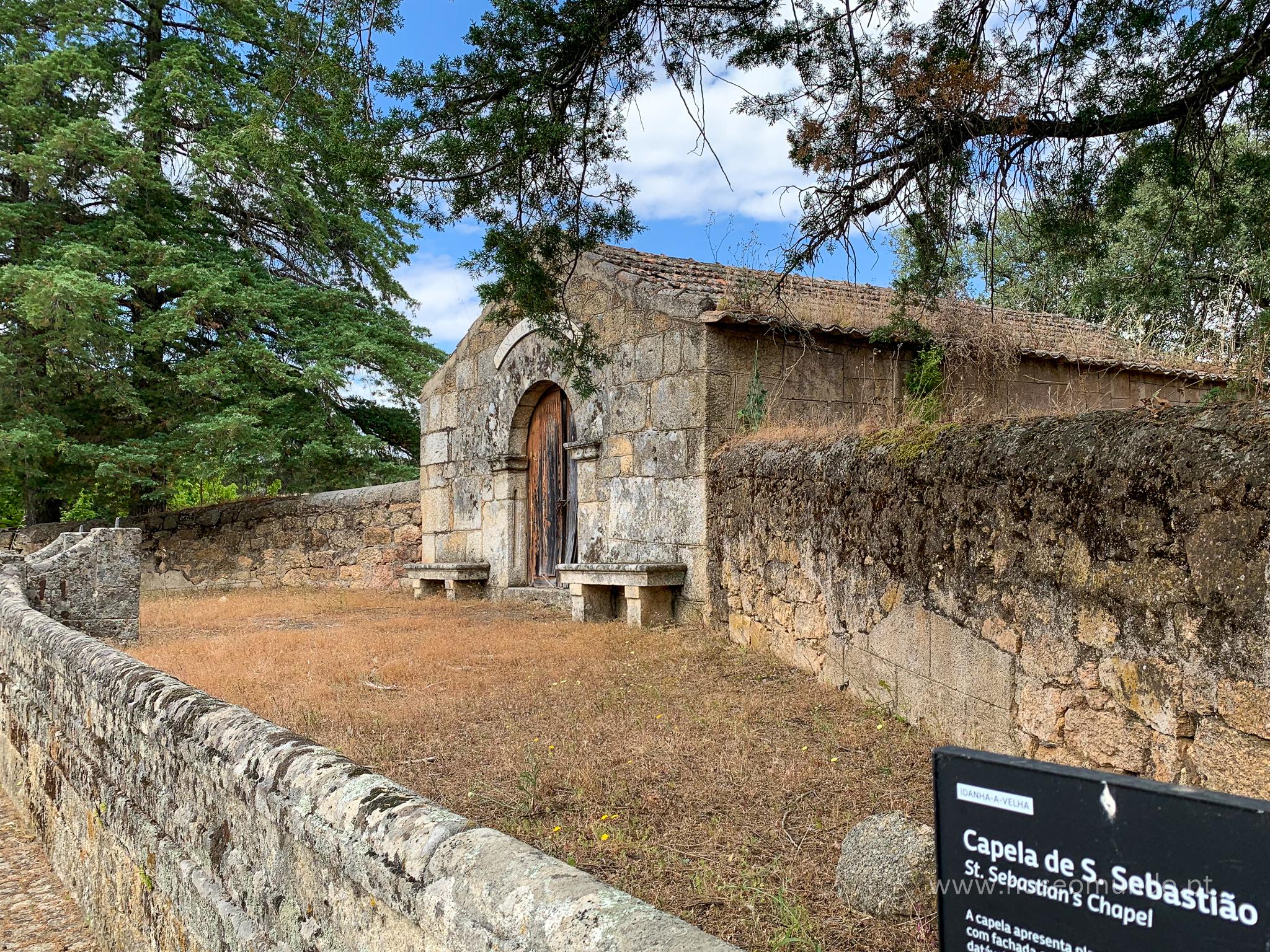 Capela de São Sebastião em Idanha-a-Velha