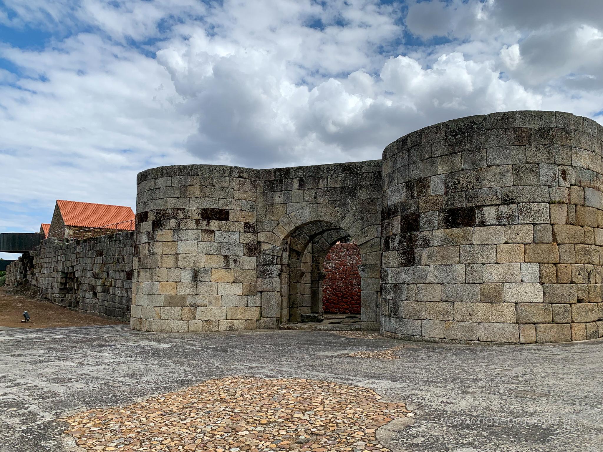Porta Norte de Idanha-a-Velha